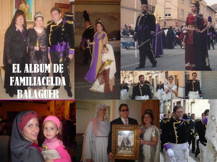 EL ALBUM DE LA FAMILIA CELDA BALAGUER
