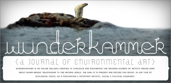 Wunderkammer : A Journal of Environmental Art