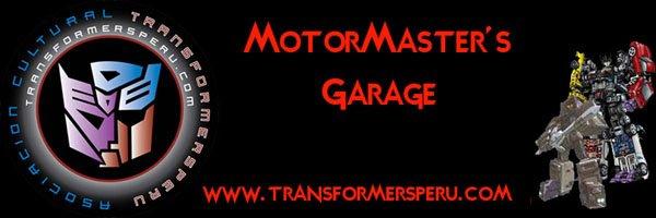 MotorMaster's Garage