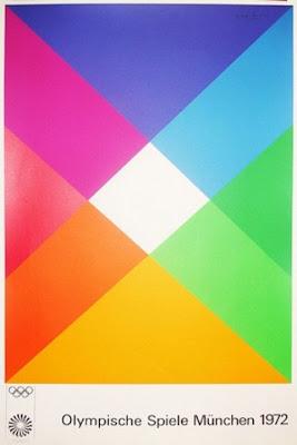 1972 Olympics Poster