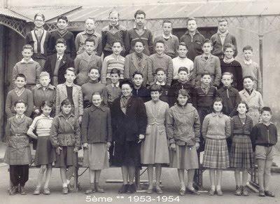 French School Photo
