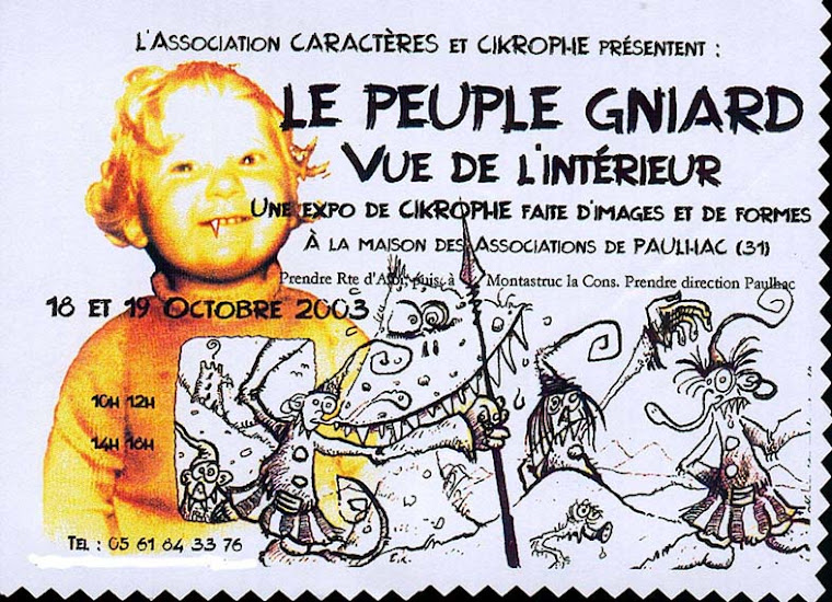 """le Peuple Gniard"" 2003"