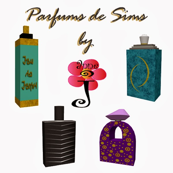 :: FINDS SIMS 3: JUNIO - 2010 :: Screenparfumsdesims