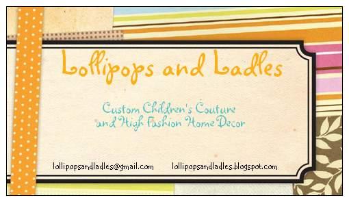 Lollipops & Ladles