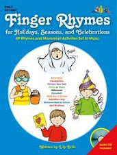 Finger Rhymes for the Holidays, Seasons, and Celebrations
