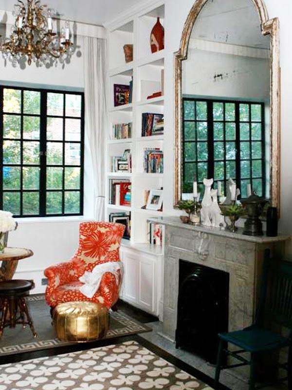 Genevieve Gorder Living Room Designs