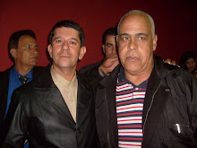Cantor Wagner Fernandes e Cantor Matos Nascimento