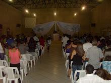 Cruzada gospel na cidade mineira de Uberlândia