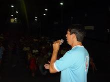 Na formatura do Proerd em Paranaiguara - Go