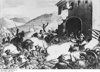 quot 1848quot  in germany  here republican forces defend the city of freiburg in