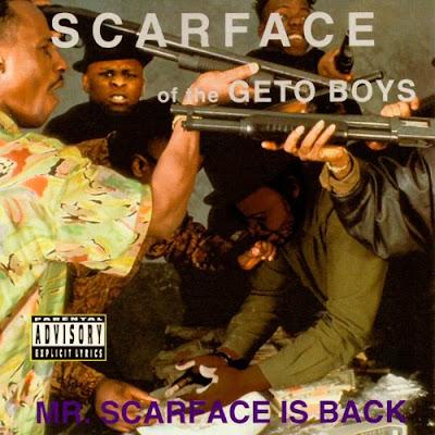Scarface - Mr. Scarface Is Back (1991)