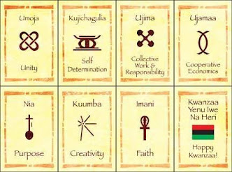 Nguzo Saba: The Seven Principles of Kwanzaa