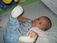 Iury, 4 meses