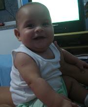 Iury, 5 meses