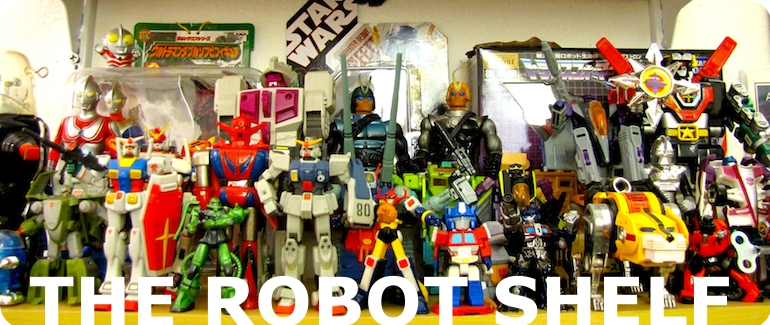 The Robot Shelf
