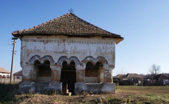 Monument istoric - Biserica -1823