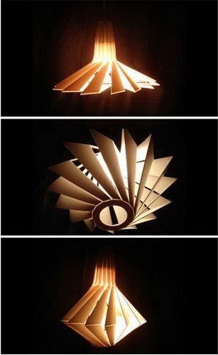 Woot finger tips woot cool lamp design for Mood light designs