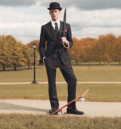 Latest Mens Fashion London on Hackett Of London