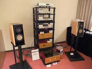大阪ハイエンドオーディオショウ 2009 Audiosmile