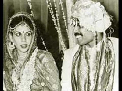 Kapil and Romi at the time of their marriage in Chandigarh