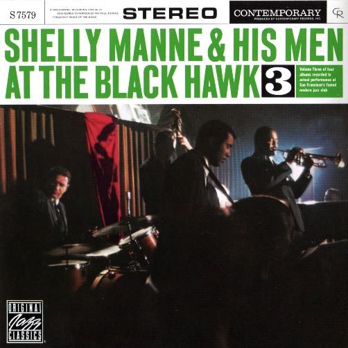 ¿AHORA ESCUCHAS...? (3) - Página 38 Shelly+Manne+and+His+Men+-+At+The+Black+Hawk,vol.3