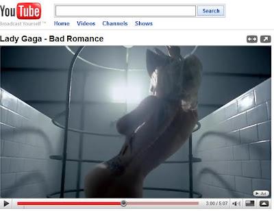 lady gaga nude bad romance unedited surprise! we're having sex!