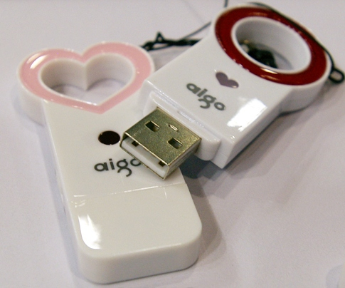 Flash drives for couples
