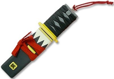 Samurai sword USB flash drive