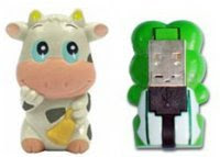 A Cow 2009 USB flash drive
