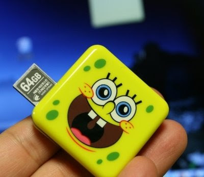 SpongeBob USB flash drive 64 GB