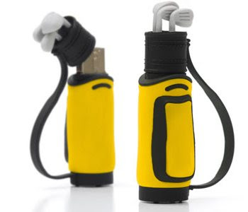 Golf Bag USB flash drive