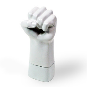Fist USB drive