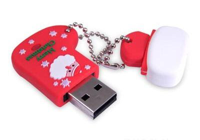 Christmas Sock USB flash drive