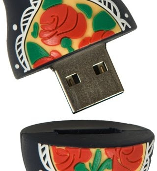Russian doll USB memory stick