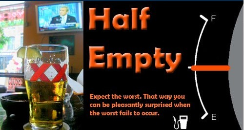 Half Empty