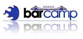 BarCamp Kolkata Logo by Ardra Venugopal