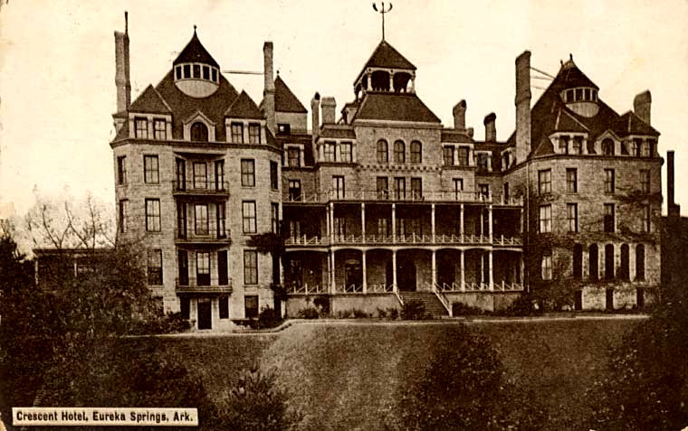 The Crescent Hotel Haunted Rooms