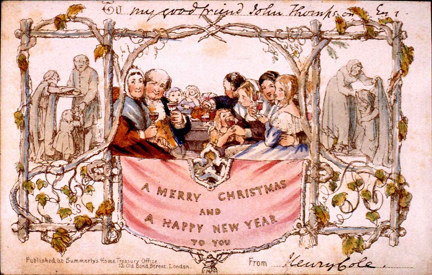 a history of the christmas holiday Consider, too, that christmas carols have no obvious counterparts among the other holidays large group odes are not sung in anticipation of memorial day.