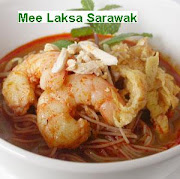 Resipi Mee Laksa Sarawak