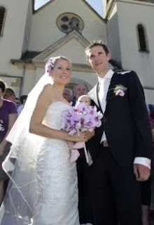 The Celebrity Weddings Blog: Pro cyclist Frank Schleck ...