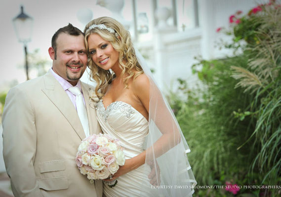 UPDATE: American Chopper star weds - but dad skips the ceremony