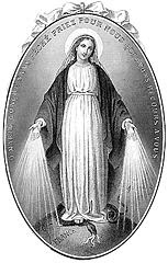 The Miraculous Medal- France-1830