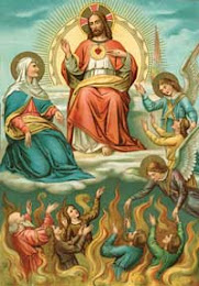 The Poor Souls in Purgatory