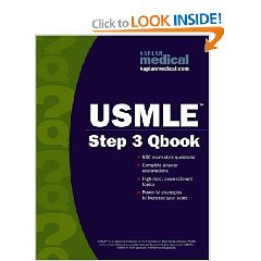 Kaplan Medical USMLE Step 3 Qbook (Kaplan USMLE Qbook)