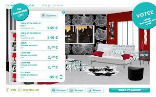 tu vas chez ikea octobre 2009. Black Bedroom Furniture Sets. Home Design Ideas