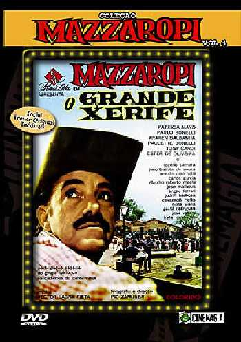 Filme Mazzaropi : O Grande Xerife   Nacional