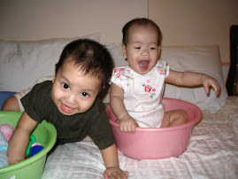 """Babies in Buckets"""