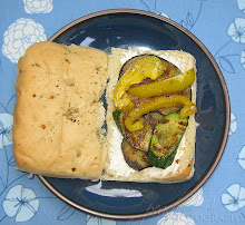 Thumbnail image for Grilled Vegetables on Focaccia