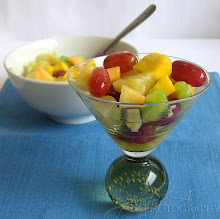 Thumbnail image for Fruit Salad with Ginger-Lime Syrup