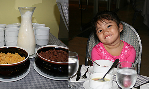 Breakfast at One Tagaytay Place | www.thepeachkitchen.com